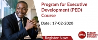Program for Executive Development (PED) Course