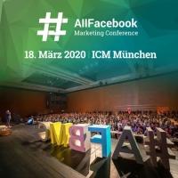 AllFacebook Marketing Conference - Munich 2020