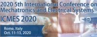 2020 5th International Conference on Mechatronics and Electrical Systems (ICMES 2020)