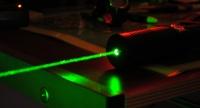 L'expérience du pointeur laser