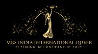 mrs india International queen CONTEST