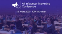 All Influencer Marketing Conference Munich 2020