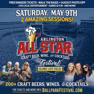 The Arlington All-Star Craft Beer, Wine, and Cocktail Festival, Arlington, Texas, United States