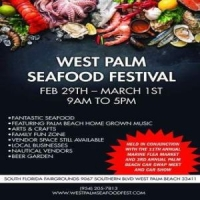 West Palm Seafood Festival - West Palm Beach 2020