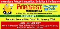 International Robotic Competition 2020