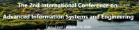 2020 The 2nd International Conference on Advanced Information Systems and Engineering (ICAISE 2020)