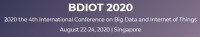 2020 the 4th International Conference on Big Data and Internet of Things (BDIOT 2020)