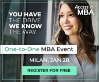 Access MBA is coming to Milan!