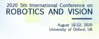 2020 The 5th International Conference on Robotics and Vision (ICRV 2020)