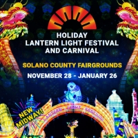 Lantern Light Festival and Carnival at the Solano County Fairgrounds