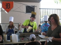 Flipping for Charities, Kiwanis Pancake Festival