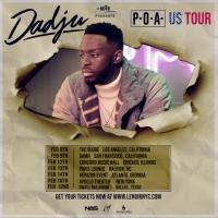 P.O.A DADJU US TOUR
