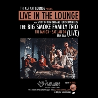The Big Smoke Family Trio - Live In The Lounge (Night 1)
