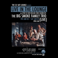 The Big Smoke Family Trio - Live In The Lounge (Night 2)