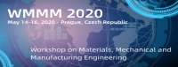2020 Workshop on Materials, Mechanical and Manufacturing Engineering (WMMM 2020)