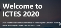 2020 The 6th International Conference on Teaching and Education Sciences (ICTES 2020)