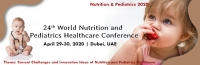 24th World Nutrition and Pediatrics Healthcare Conference