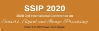 2020 3rd International Conference on Sensors, Signal and Image Processing (SSIP 2020)