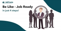 Be Like - Job Ready in just 4 steps