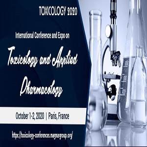 International Conference and Expo on Toxicology and Applied Pharmacology, Roissy-en-France, Paris, France