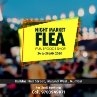 Night Market Exhibition at Mumbai - BookMyStall