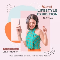 Maverick Lifestyle Exhibition in Kolkata - BookMyStall