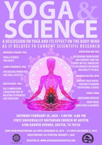 Yoga and Science Conference