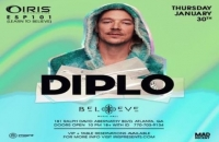 Diplo | IRIS ESP101 Learn to Believe | Thursday January 30
