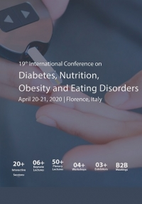 19th International Conference on  Diabetes, Nutrition, Obesity and Eating Disorders