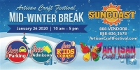 Mid-Winter Break Artisan Craft Festival