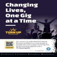 Turn Up For Recovery - in aid of Eric Clapton's charity - Crossroads Centre
