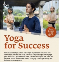 Yoga For Success; Isha foundation Free Offering of Yoga