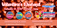 Valentine's Weekend Arts And Crafts Show