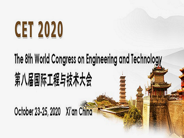 Int'l Conference on Architecture and Civil Engineering(CACE 2020), Xi'an, Shaanxi, China