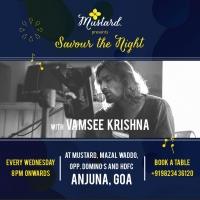 Savour the Night with Vamsee Krishna