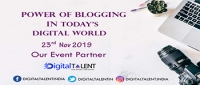Power Of Blogging In Today's Digital World
