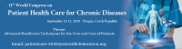 11th World Congress on Patient Health Care for Chronic Diseases