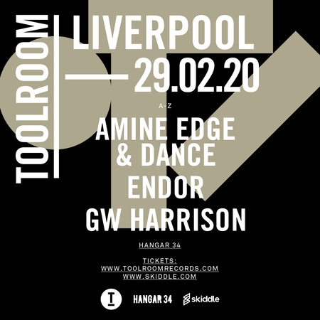 Toolroom Presents: Liverpool 2020, Liverpool, England, United Kingdom