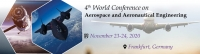 4th World Conference on Aerospace and Aeronautical Engineering