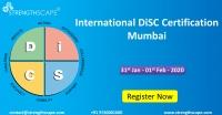 International DiSC Certification Program in Mumbai