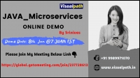 Microservices JAVA Online Training