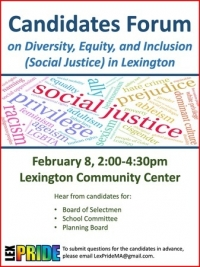 Candidate Forum on Social Justice