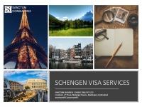 Hurry up Schengen season is here