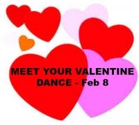 Meet Your Valentine - Singles Dance Party