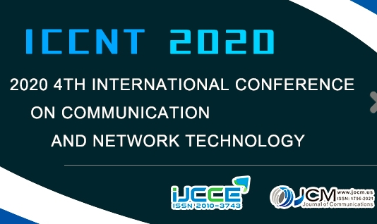 2020 4th International Conference on Communication and Network Technology (ICCNT 2020), Paris, France