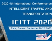 2020 4th International Conference on Intelligent Traffic and Transportation (ICITT 2020)