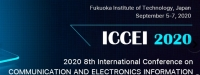 2020 8th International Conference on Communication and Electronics Information (ICCEI 2020)