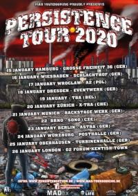 Persistence Tour 2020 at O2 Forum Kentish Town, London