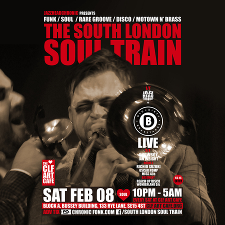 The South London Soul Train with Old Dirty Brasstards (Live) + More, Greater London, London, United Kingdom