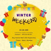 Dezithrillz Winter Weekend Flea at Big Centre Mall, Mumbai - BookMyStall